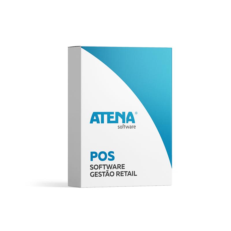 Atena POS – Software Gestão Retail